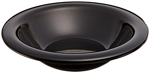 Carlisle 3303805 Sierrus Melamine Rimmed Nappie Bowls, 10-oz, Red (Set of - Sierrus Bowl Rimmed Nappie