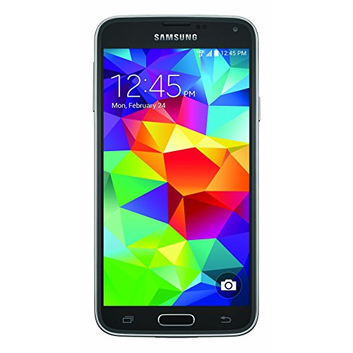 Samsung Galaxy S5 SM-G900T, T-Mobile, 16GB - Black (Renewed) (T Mobile Phone Samsung Galaxy S5)