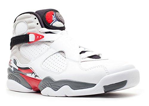 online retailer 42e19 a701f Nike Air Jordan 8 Retro Bugs Bunny (305381-103) (9 D(M) US)  White Black-True Red (B00CADBXCE)   Amazon price tracker   tracking, Amazon  price history charts ...