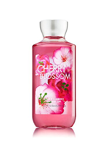Bath & Body Works Shea & Vitamin E Shower Gel Cherry Blossom