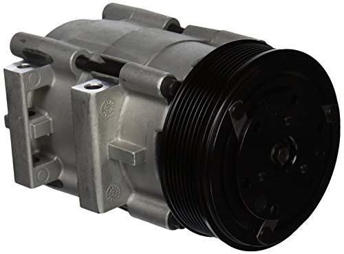 Four Seasons 58152 Compressor with Clutch (Compressor Oldsmobile Omega A/c)
