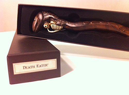 Harry Potter's Death Eaters Costumes (Wizarding World of Harry Potter : Death Eater Snake Wand)