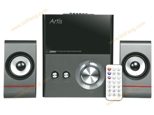 Artis S 121 With Usb Sd Fm 2 1 Speaker Price Buy Artis S 121