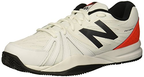 New Balance Men's 786v2 Hard Court Running Shoe, Dark Green, 11 4E (New Balance Tennis Cap)