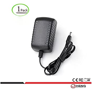 JC 12V 1A Wall Adapter Power Supply 110V- 240V AC 50/60Hz DC 2.1mm x 5.5mm with FCC ROHS Certificate
