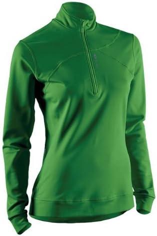 Sugoi Women s MidZero Cremallera Camiseta térmica, Mujer, Manzana: Amazon.es: Deportes y aire libre
