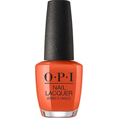 OPI Nail Lacquer, Suzi Needs A Loch-Smith, 0.5 fl. oz.