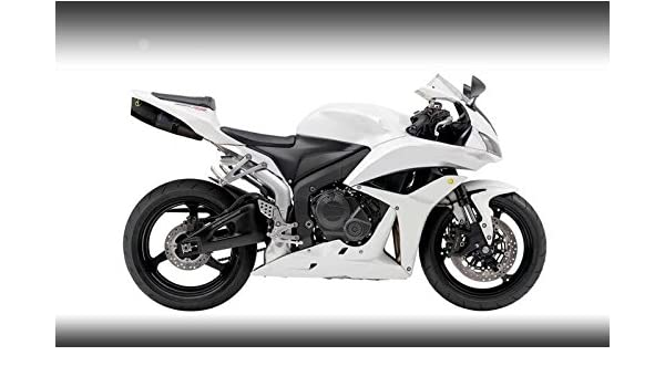 Amazoncom Gloss White Complete Fairing Injection For 2009 2012