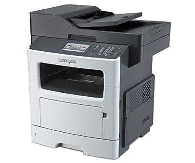 Lexmark MX511DHE Laser Multifunction Printer - Monochrome - Copier/Fax/Printer/Scanner - 1200 x 1200 dpi Print - Duplex Print - Gigabit Ethernet - USB