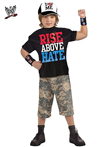 World Wrestling Entertainment Deluxe John Cena, Child's Costume - -
