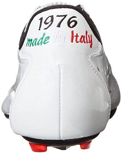 Zapatillas De Ciclismo De Nylon Clásico Vittoria 1976 Blanco