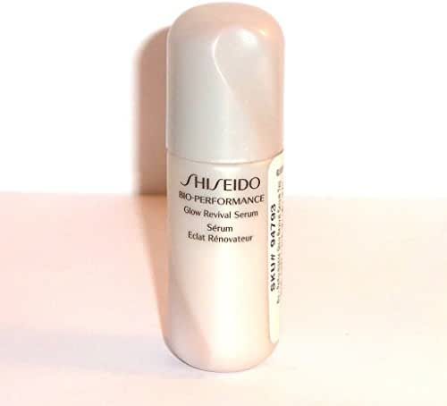 Facial Treatments: Shiseido Bio-Performance Glow Revival Serum