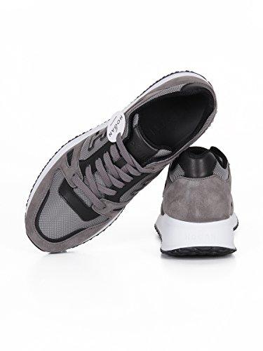Hogan - Botas de senderismo para hombre gris gris 41.5 gris