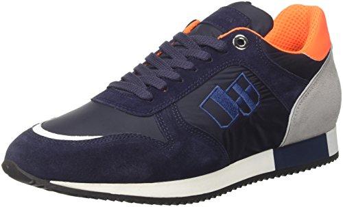 Collo Sneaker Basso Cosimo U700 D'Acquasparta Bp a Uomo Blu 7RztFnx4