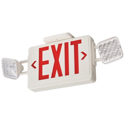 Led Exit Light Combo - 9