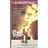 For Love Alone [VHS]