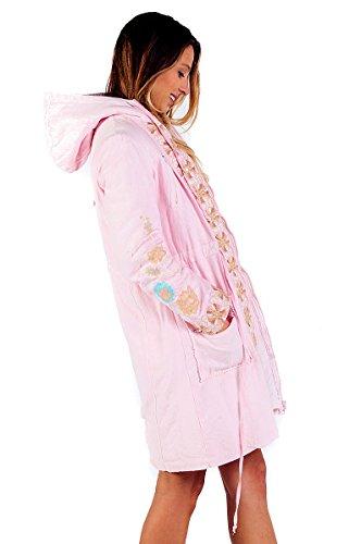 009 Parka Savage Femme Culture I Ischia Pink tHwY1q
