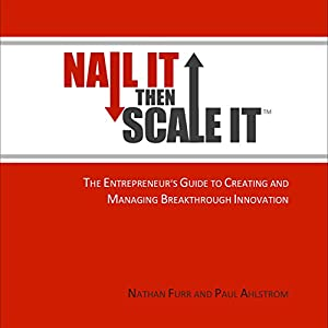Nail It Then Scale It Audiobook