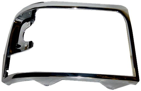 OE Replacement Ford Passenger Side Headlight Door (Partslink Number FO2513131V) from Sherman