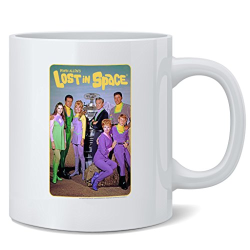 Lost In Space Cast Photo Coffee Mug Tea Cup 12 oz