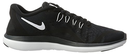 RN Free Running Donna Nike Sportive Women's Indoor Wolf Black White Grey Nero Scarpe Anthracite 001 Sense Shoe TxwERU