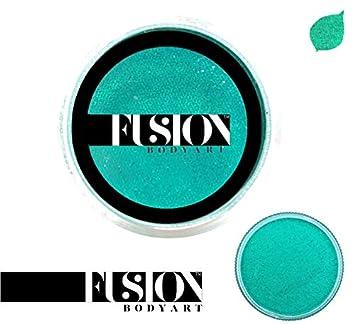Amazon.com: Fusion Body Art - Pintura para cara, color verde ...