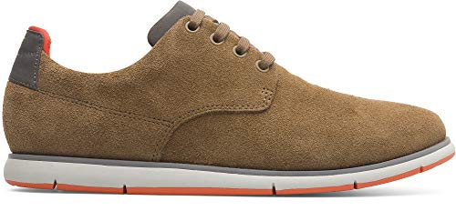 Camper Smith K100478-004 Formal Shoes Men Brown