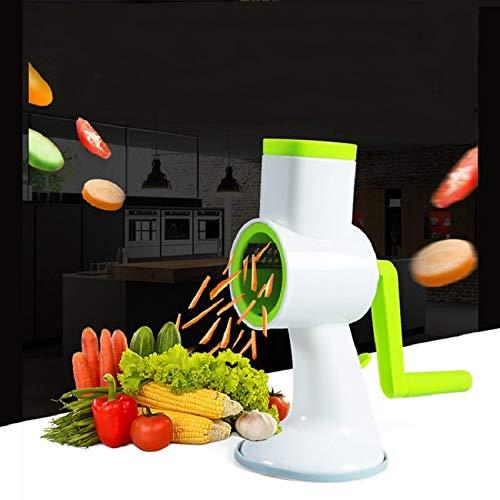 LoLa Ling Manual Mandoline Slicer Vegetable Cutter 4 Blades Potato Julienne Carrot Onion Grater Gadget for Kitchen Accessories