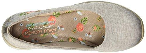 Skechers Vrouwen Microburst Botanische Paradijs Sneaker Taupe