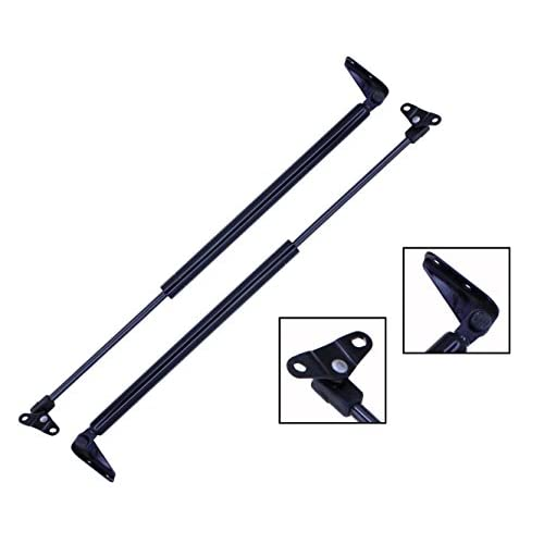 Top 2 Pieces (SET) Tuff Support Liftgate Lift Supports 1993 To 1997 Toyota Corolla Station Wagon Includes Brackets free shipping