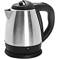 Flamngo Fl3000 Stainless Steel Electric Kettle, 1.5 Liters - Silver