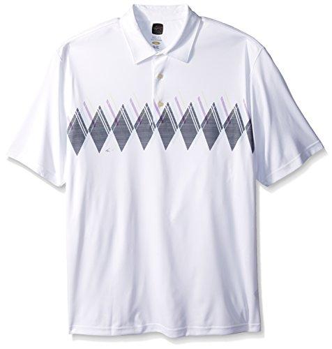 7337de6a Jual Greg Norman PGA Men's Protek Microlux Sublimation Print Polo ...