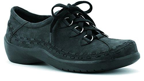 - Ziera Women's Allsorts Black Flat 39 XW