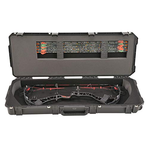 (SKB 3I-4214-PL iSeries 4214 Parallel Limb Bow Case (Black))