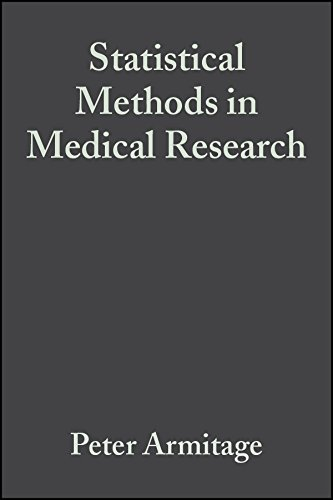 Statistical Methods in Medical Research Pdf