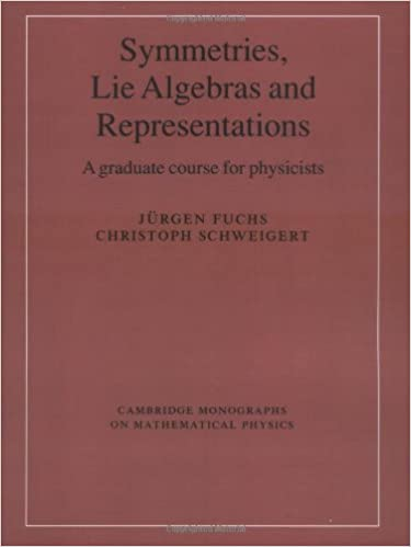 Symmetries, Lie Algebras and Representations: A Graduate