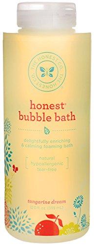 La société honnête - Tangerine Dream - 12 oz de bain bulle honnête.