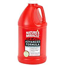 Nature's Miracle Advanced Stain & Odor Formula 64oz (1/2 Gallon)