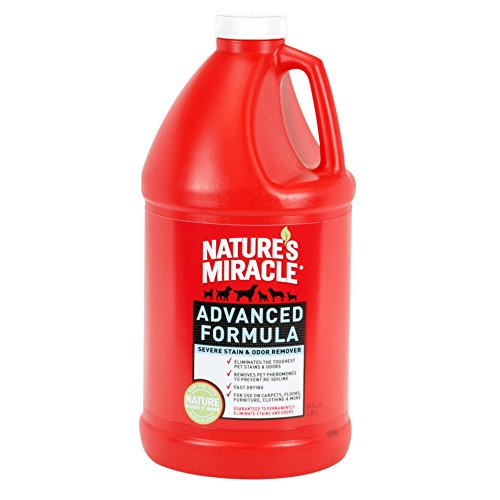 Nature's Miracle Advanced Stain & Odor Formula 64oz (1/2 Gallon)