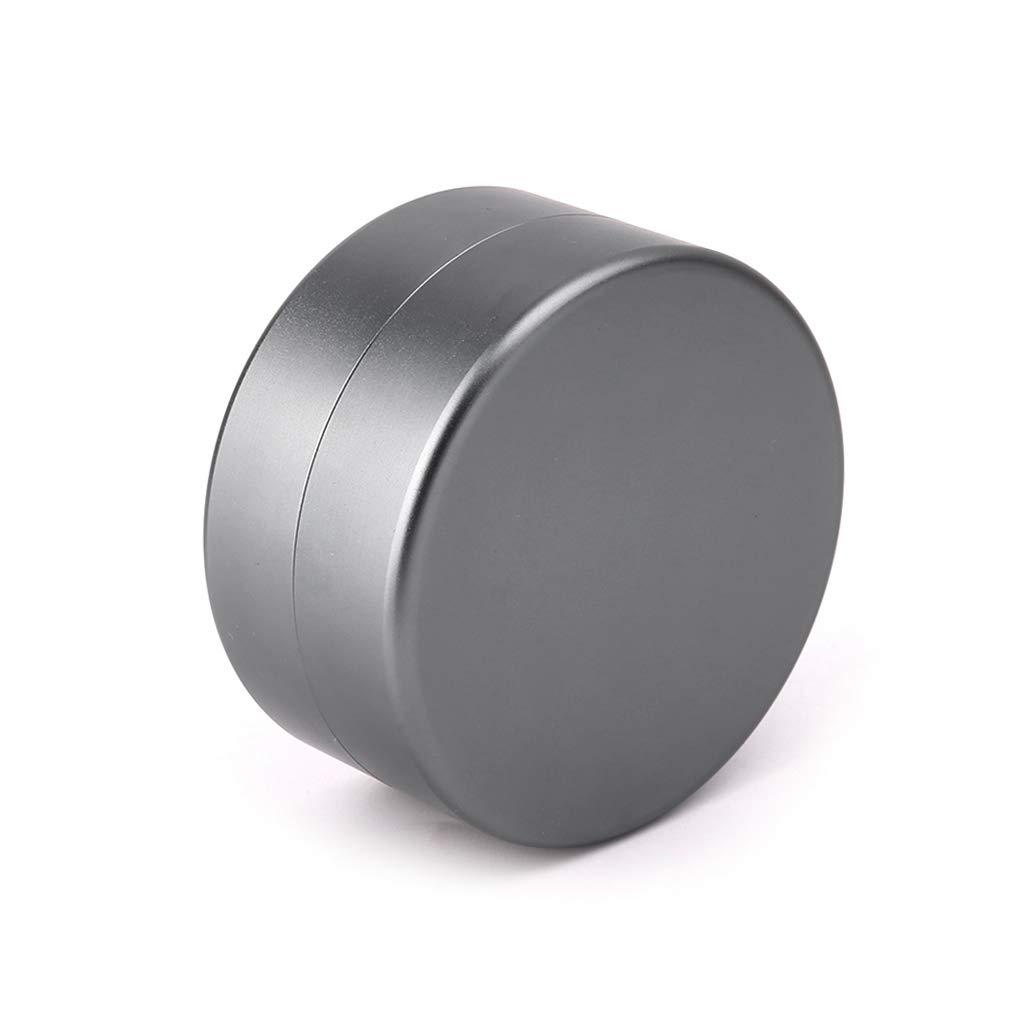 HuihuayAluminium Ext/érieure Bo/îte /étanche EDC Scell/é Conteneur Pill Case Capsule Tool Box