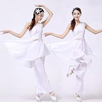 66b260f01 peiwen Juego de la Ropa de Danza clásica Danza contemporánea Vestido ...