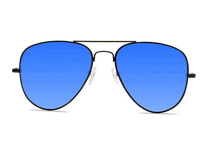 Amazon.com: Las gafas de sol Aviator para hombre y mujer ...