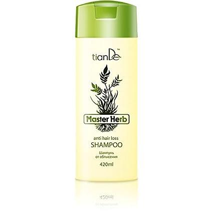 Champú anticaída del cabello TIANDE 420 ml: Amazon.es: Belleza