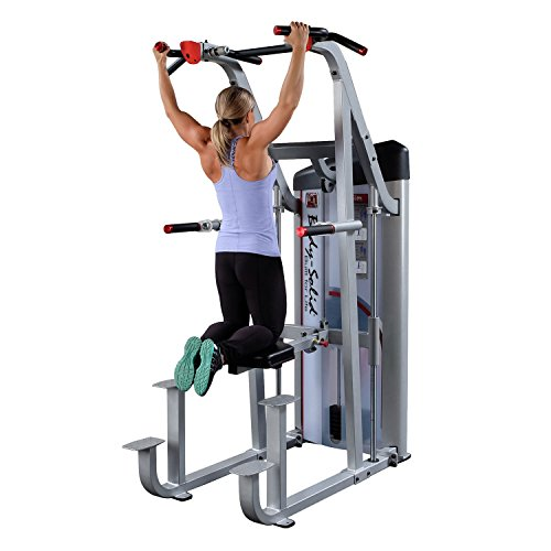 Body-Solid ProClub Series 2 Weight Assist Vertical Knee Raise by Body-Solid