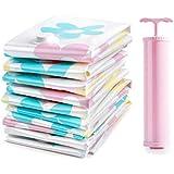 11pcs/set Vacuum bags for Clothes Clothing Vacuum Storage bag Vacuum Compressed bag Wardrobe Organizer