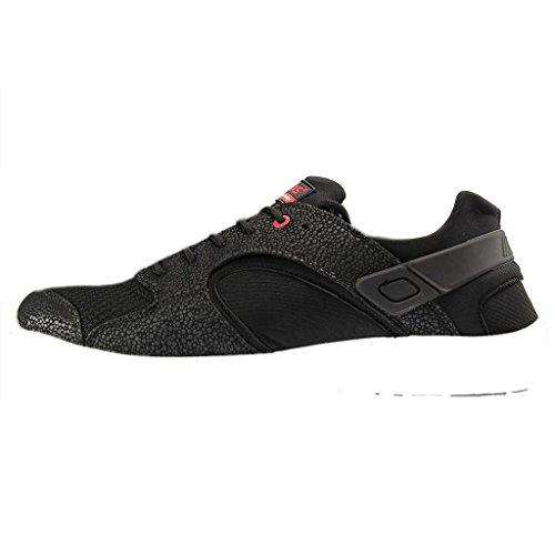 Boras Herren Sneaker - Sirocco - Schwarz Schuhe in Übergrößen
