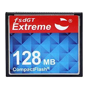 Huadawei 128MB CF Card SDCFB-128 or SDCFJ-128 Compact Flash Memory Card CAV Compact Flash