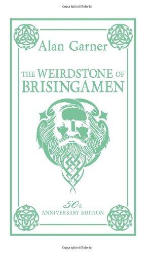 book cover of The Weirdstone of Brisingamen