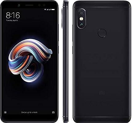 Xiaomi Redmi Note 5 AI Edition Dual SIM - 32GB, 3GB RAM, 4G LTE