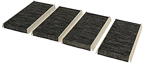 autopartswayca canada 2008 bmw m3 cabin air filter set in